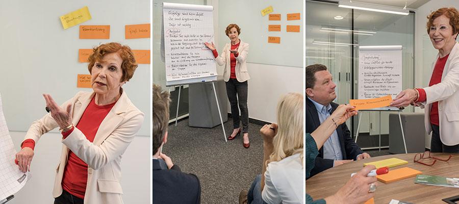 Wie Business Fotografie Botschaften und Change transportiert: nutzen Sie Bilder von Teamwork-Situationen für die Unternehmenskommunikation